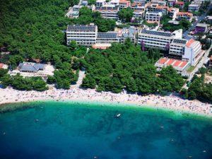 Makarská v Chorvatsku