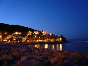 noční Chorvatsko